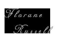 Florane Russell signature